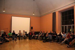 Semesterauftakt Netzwerk Welcome Weimar WS 2016/17